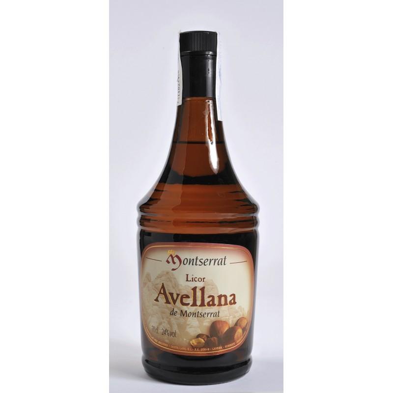 Licor Avellana de Montserrat