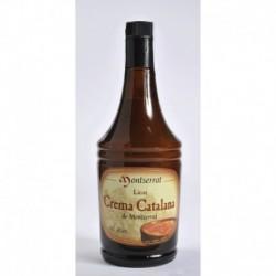 Licor Crema Catalana de Montserrat