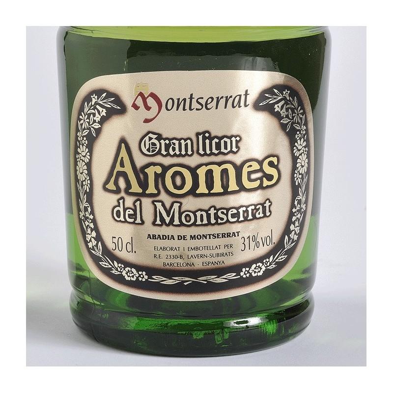 Gran licor Aromes del Montserrat