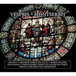 Vísperas en Montserrat