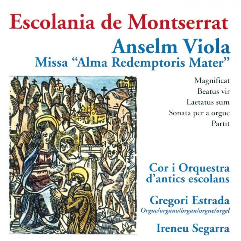 Mass Alma Redemptoris Mater