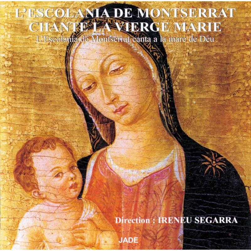 The Montserrat Boys' Choir singing to the Virgin