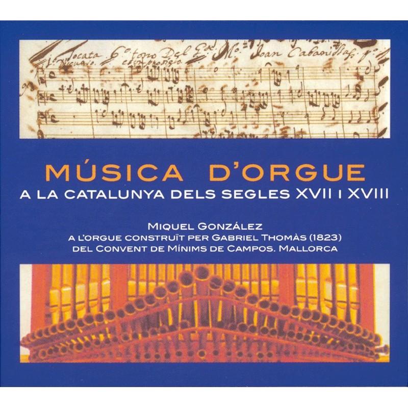 Música d'orgue a la Catalunya dels s. XVII i XVIII