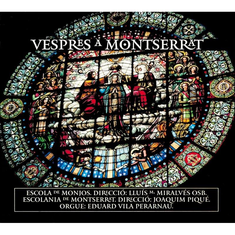 Vespers in Montserrat
