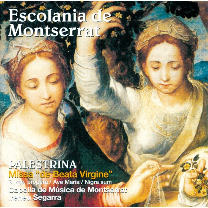 Palestrina. Mass of Beata Virgine