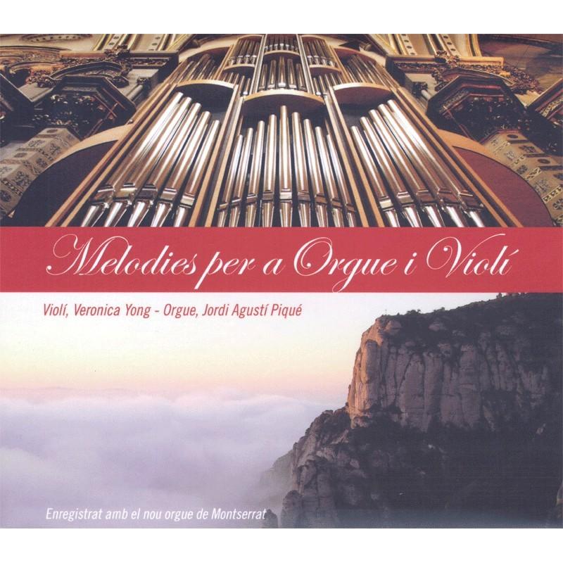 Melodías para örgano y Violín