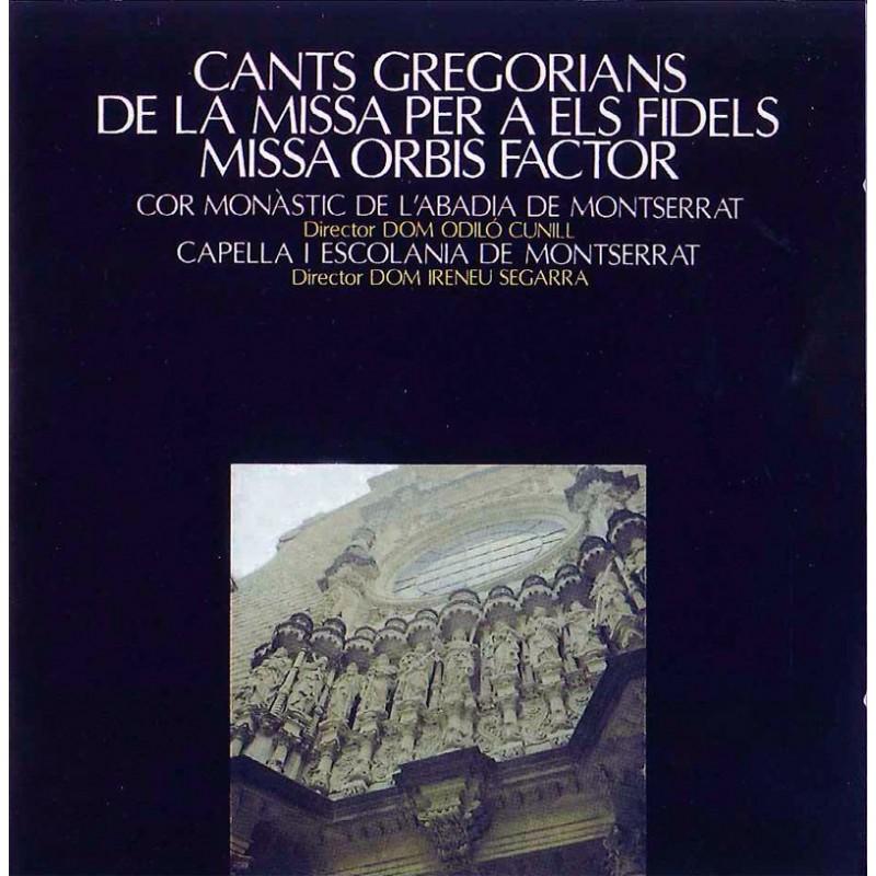 Cants Gregorians