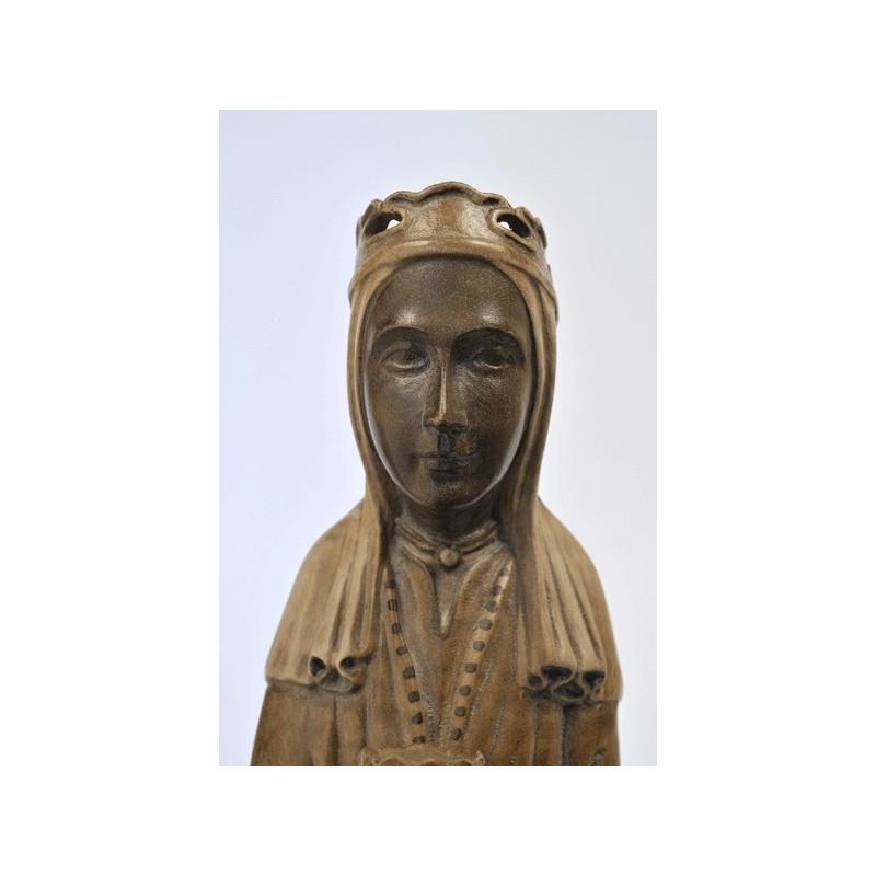 Talla de la Mare de Déu de Montserrat