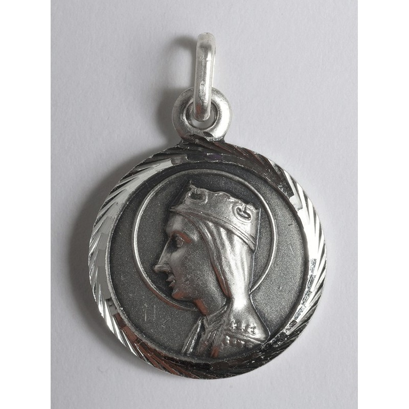 Medalla de la Mare de Déu de Montserrat