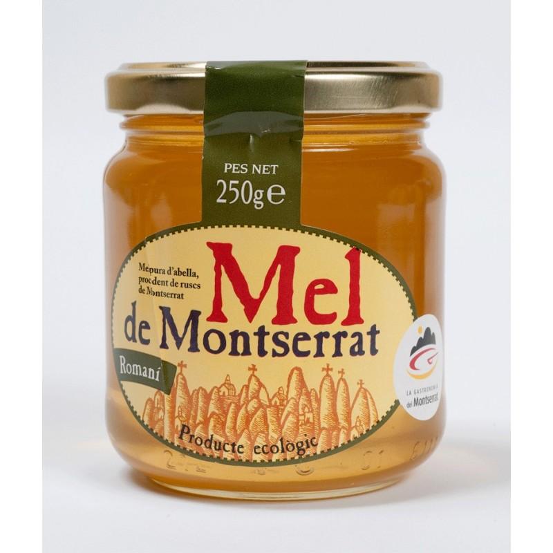Miel de romero de Montserrat