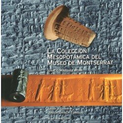 La colección Mesopotámica del Museo de Montserrat