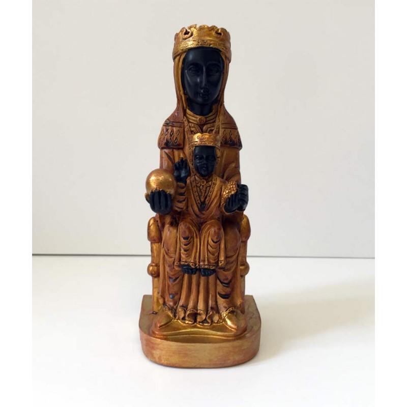 Imatge de la Mare de Déu de Montserrat