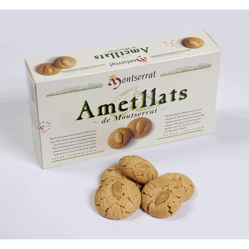Almond cookies of Montserrat