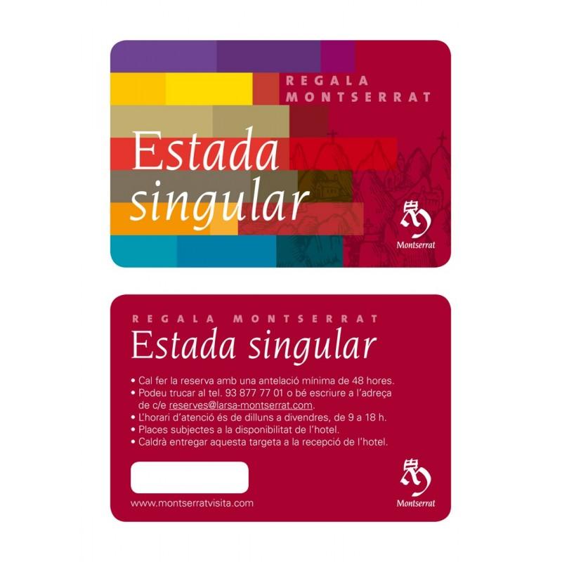 Estancia Singular en Montserrat | Caja - regalo