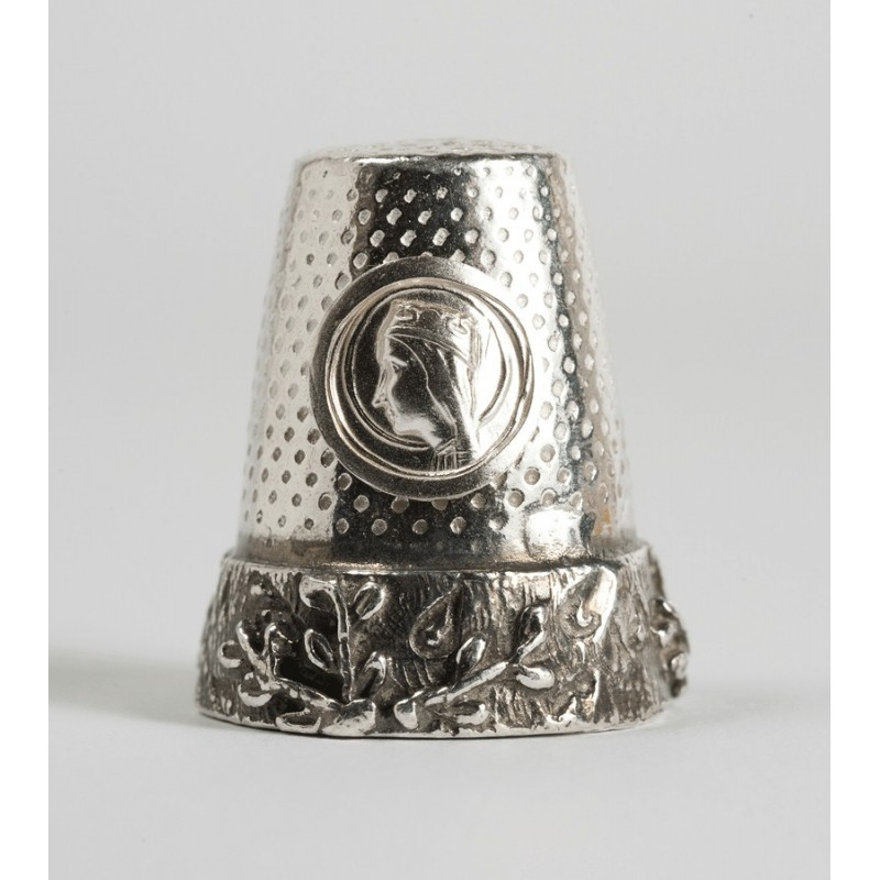 Thimble of Our Lady of Montserrat