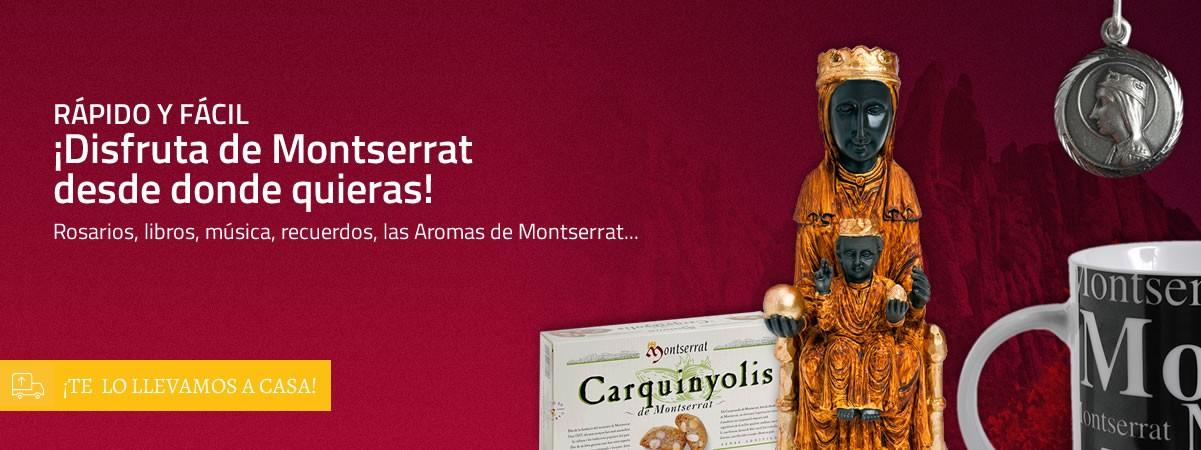 ¡Disfruta de Montserrat desde donde quieras!