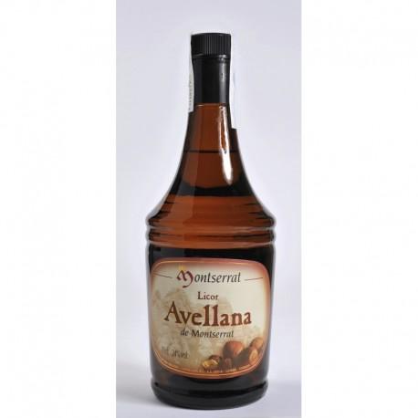 Liquor Avellana de Montserrat