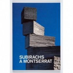 Subirachs in Montserrat