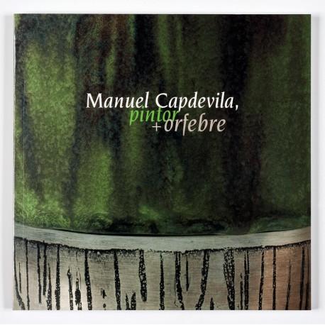 Manuel Capdevila, painter + goldsmith