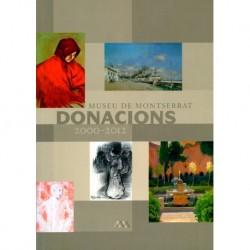 Donations 2000-2012