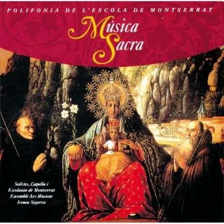 Polifonía de la Escuela de Montserrat. Música Sacra.