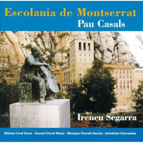 Pau Casals. Música Coral Sacra