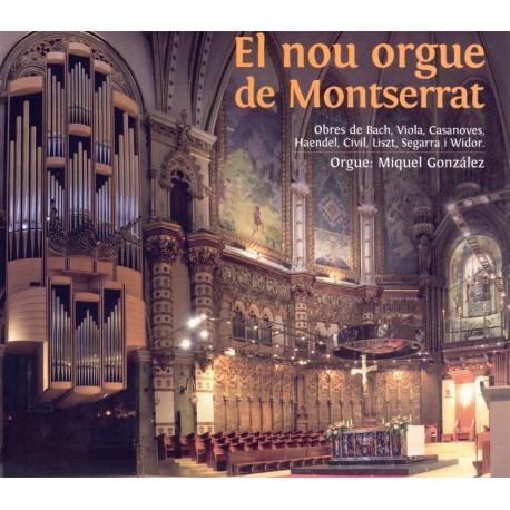 El nuevo órgano de Montserrat