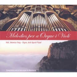 Melodies for Organ and Violin