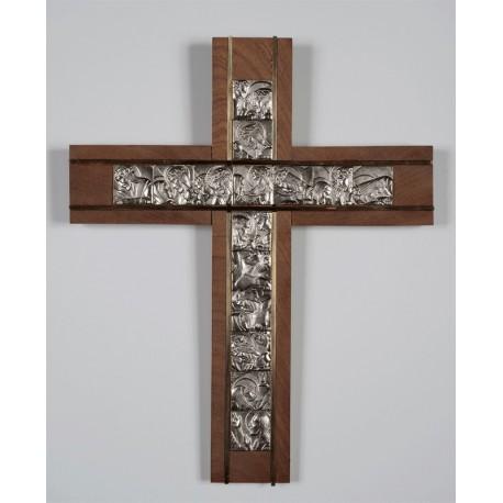 Creu amb Via Crucis
