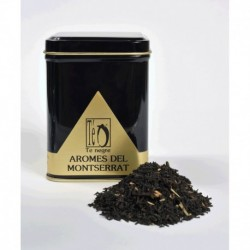 Black tea Aromes del Montserrat