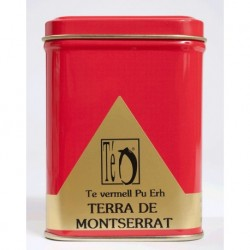 Te Vermell Pu Erh Terra de Montserrat