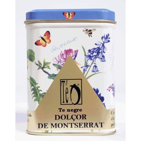 Black Tea Montserrat's sweetness