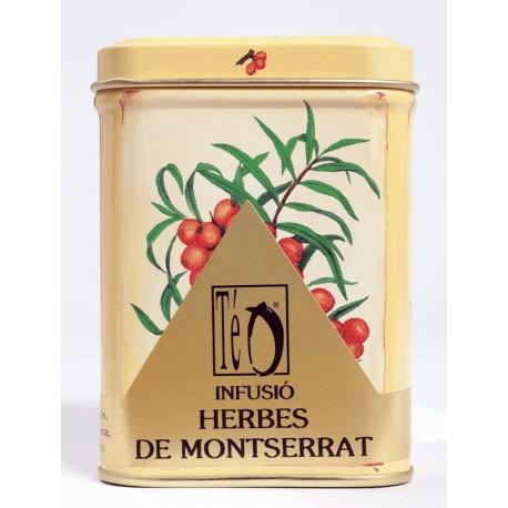Infusión Hierbas de Montserrat