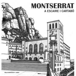 Montserrat a escuadra y cartabón