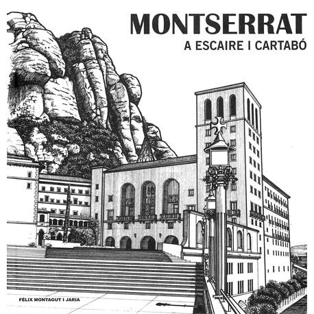 Montserrat. Escuadra y cartabón