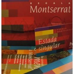 Estada Singular a Montserrat | Capsa - regal